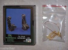 VERLINDEN PRODUCTIONS 1/48ème F-18 SJU.5/A EJECTION SEATS n°410