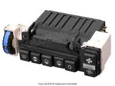 Mercedes (81-85) Climate Control Unit w/ Push Button Assembly (Rebuilt) PROGRAMA