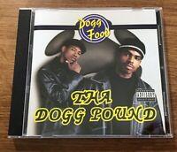 Dogg Food Tha Dogg Pound CD Snoop Dogg