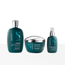 ALFAPARF Reconstruction Kit - Damaged Hair Set with Bamboo and Botox Effect