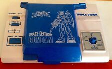 Bandai LCD Game Triple Vision Mobile Suit Gundam Space Centurion Handheld Lsi