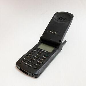 Motorola StarTAC TIM - Vintage 90s Cellulare Telefono Mobile Conchiglia MG1-4E12