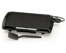 """Presto 09020 Gril 16"""" Cool Touch Elec. Grill. Removable Drip Tray And Specialy"""