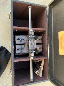 Burke & James 4X5 B&J Orbit Wide Angle View Camera Body W Hard Case