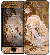 Gelaskin Gelaskins iPhone 5 5S Kukula Old Station