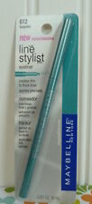 MAYBELLINE # 612 LINE STYLIST EYELINER TURQUOISE eye liner pencil