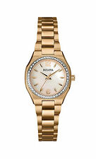 Bulova Women's 98R205 Diamond Mother of Pearl Dial Rose Gold Dress Watch