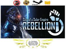 Sins of a Solar Empire: Rebellion PC & Mac Digital STEAM KEY - Region Free