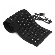 Portable 2.0 USB Mini Flexible Silikon PC Tastatur für Laptop Notebook