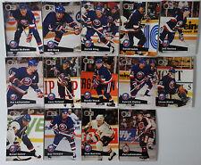 1991-92 Pro Set Series 1 New York Islanders Team Set of 14 Hockey Cards