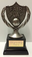 Fair Play Trophy + FREE Engraving +  FREE P&P On Additional Trophies