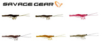 Savage Gear 3D Manic Shrimp Fishing Lure 5cm | 6.6cm | 10cm | Various Colours