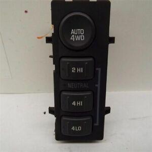 SILVRDO15 1999 Dash/Interior/Seat Switch 151999