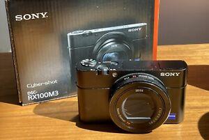 Sony Cyber-shot DSC - RX100 III Digital Camera