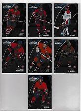 2002-03 BAP Signature Series Montreal Canadiens Team Set (7) Saku Koivu Etc.