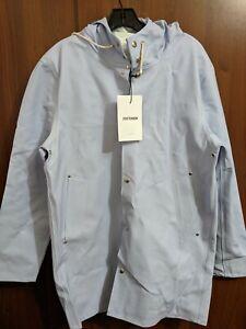 Stutterheim Unisex Stockholm Raincoat M Medium New NWT Jacket skyway PVC