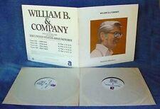 WILLIAM B. & CO- U.S. ARMY- 2 LPS-PO -C.McRAE,S.FRANCHI