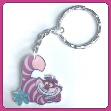 Disney Cheshire Cat Alice In Wonderland Theme Handmade Keyring Bag Charm #28