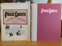 The National Police Gazette, Intro. by Tom Wolfe, 1972, 1st Printing, Hardcover