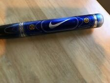 Nike Swoosh Aluminum Alloy 34in 28oz 1.2 BPF Official Softball Bat Made in USA