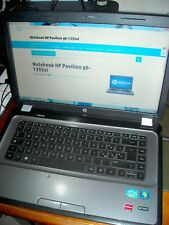 Notebook HP Pavilion G6 Core i5 Win 7 64Bit