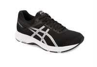 New ASICS Gel-Contend 5  Casual Running  Shoes - Black - Mens size 11 Extra wide