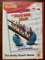 The Brady Bunch Film DVD 1995 Comédie Fonctionnalité Classique L / Shelley Long