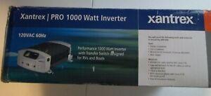 Xantrex Power Inverter 100 watt model # XM 1000
