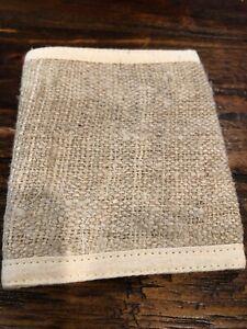 Handmade Eco Friendly Hemp Fold Wallet Card Holder Cotton Coin Purse Nepal HP31