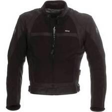Blousons noirs Richa en cuir pour motocyclette