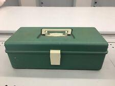 Vintage Green Plano Molding Co. Tackle/Art Box 5800