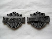 Harley Davidson Bar & Shield B&S Tankschilder Tankembleme 14100762 & 14100763