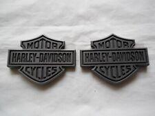 Harley Davidson Bar & Shield B&S Tankschilder Tankembleme 14100762 & 14100763