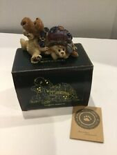 Boyds Bears Nativity Thatcher and Eden .as the Camel Series #2 1996 Box