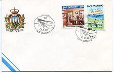1992-06-13 San Marino Vastophil '92 ANNULLO SPECIALE Cover