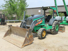 2015 John Deere 210Kep 4x4 Tractor Skip Loader Box Scraper Diesel Ag 4Wd bidadoo