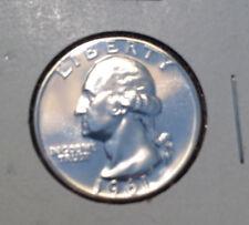 1961 25C (Proof) Washington Quarter