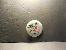 Jolly Holidays Danger Thing Ice Pinback Button                  ID:24548