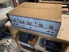 Lafayette LA-260 integrated tube amplifier