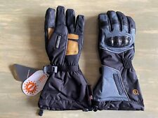 Motorfist Men's Rekon Glove Waterproof Windproof Insulated Breathable Black XXL