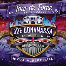 JOE BONAMASSA TOUR DE FORCE LIVE IN LONDON ROYAL ALBERT HALL DOPPIO CD NUOVO