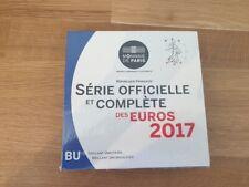 Coffret BU France 2017 8 pièces - Coffret Officiel sous Blister