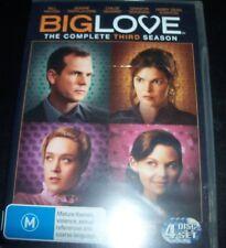 Big Love The Complete Third Season 3 (Australia Region 4) DVD – New