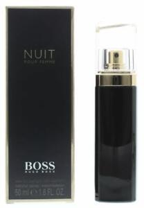 Hugo Boss Nuit Pour Femme Eau de Parfum Spray for Women 50ml