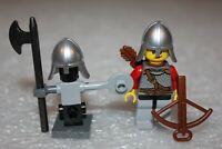 "LEGO Minifigures Knights Ritterwelt "" Armbrustritter ""  Top  Zustand"
