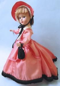 GODEY LADY IN PROMENADE DRESS - FROM 1949-1950  PREMIUM SET