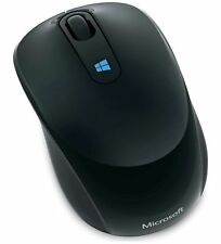 Microsoft Sculpt Mobile Wireless Mouse - Black. From Argos