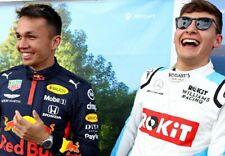 Formula 1 Albon/russel 6x4 photo
