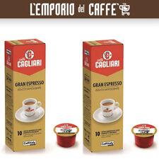 Caffè Caffe Caffitaly Cagliari Grand Espresso 200 Capsule Cialde -100% Originale