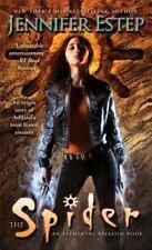 Elemental Assassin: The Spider 10 by Jennifer Estep (2013, Paperback) ~VERY GOOD